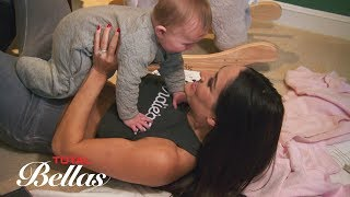 Brie Bella lays down the rules of babysitting Birdie: Total Bellas Preview Clip, June 17, 2018
