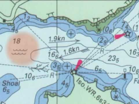 Basic Navigation  Charts - Boat Safety in NZ - Maritime New Zealand