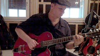 Third Man Theme Guitar w/TABS - (Sungha Jung Style) - Der dritte Mann Gitarre