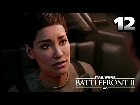 STAR WARS Battlefront II Gameplay Walkthrough Part 12 · Mission: Until Ashes (Story Campaign)
