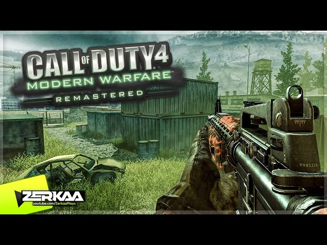 90 KILLS IN A GAME! (Modern Warfare: Remastered)
