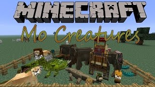 Como baixar e instalar mods no Minecraft: Mo´Creatures - 1.7.10