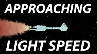 Interstellar Travel: Approaching Light Speed thumbnail