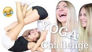 йога спорт видео