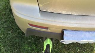 Без контактное открывание багажника Lancer 10