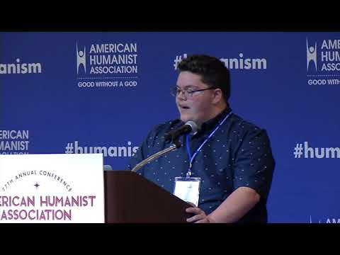 Gavin Grimm - Keynote Speech at American Humanist Association