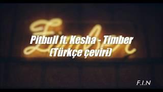 Pitbull ft. Kesha - Timber (Türkçe çeviri)