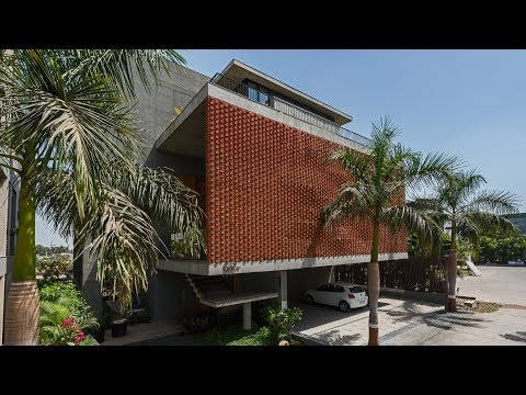 The Making of Brick Curtain House with Watermark