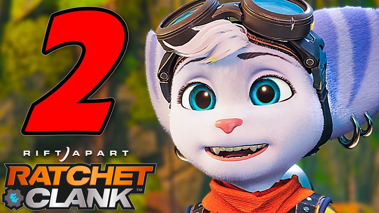 CHI è RIVET?! - RATCHET & CLANK RIFT APART [Walkthrough Gameplay ITA PS5 - PARTE 2]