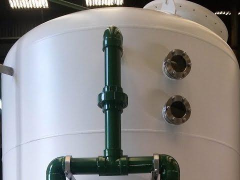 Tanque hidroneumático