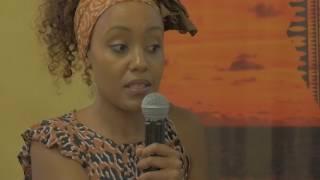 AfroInnova: Lucía Mbomío - El discurso y la identidad afro.