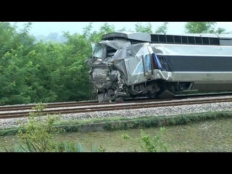Collision d'un TER avec un TGV entre Pau et Dax: 40 passagers hospitalisés - 18/07