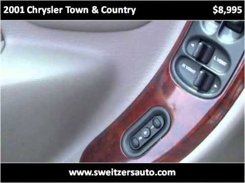 2001 Chrysler Town & Country Used Cars Jersey Shore PA