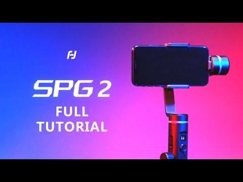 FULL TUTORIAL of SPG 2 | FeiyuTech Tutorial