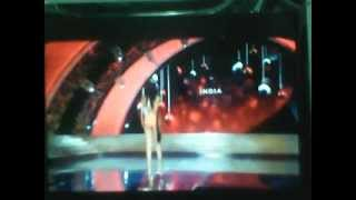 Maria Selena in Swimsuit @ Miss Universe Preliminary Contest 2012