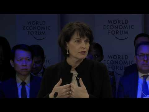 Davos 2017 - Shaping a National Digital Strategy