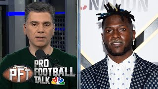 Pro Football Talk Overtime: Antonio Brown trade nearing, Kyler Murray criticism | NBC Sports