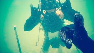 Подводный коп. Я ДЫШУ ПОД ВОДОЙ./HD