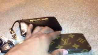 """Quick comparison review of Louis Vuitton Key Cles & Michael Kors Key Pouch"" Thumbnail"