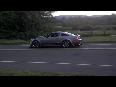 2007 Mustang GT - Turbo Mounted in the Rear