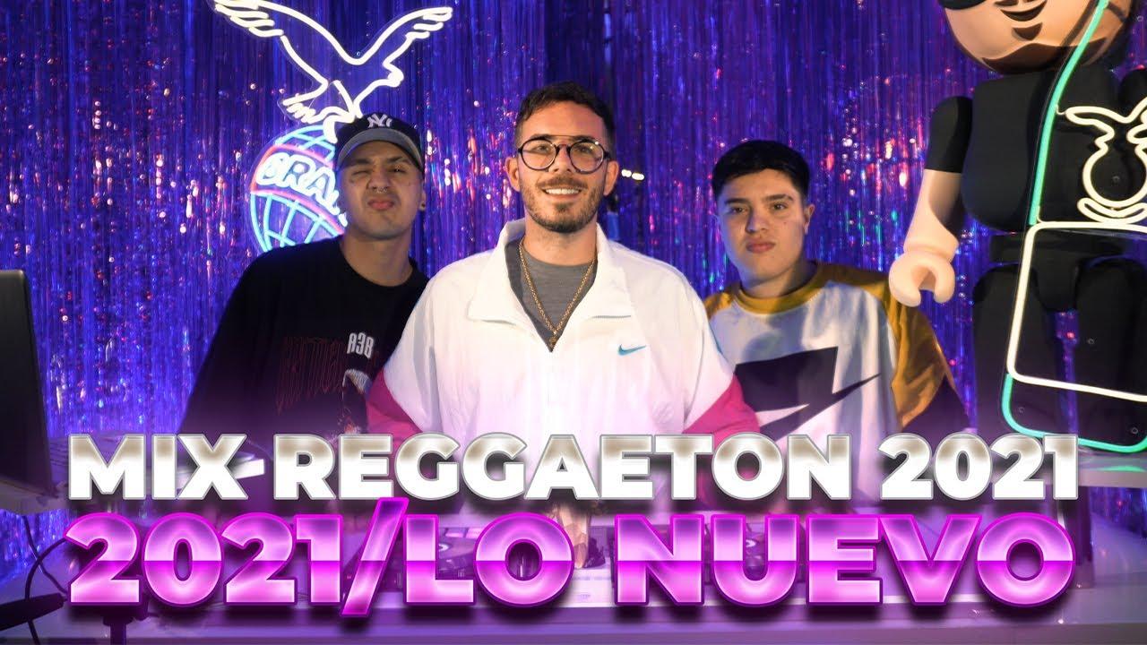 MIX REGGAETON 2021 EN VIVO / LO NUEVO - PREVIA Y CACHENGUE - Fer Palacio ft. Axel Caram, DJ Lauuh