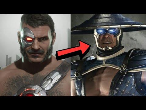 Personajes de Mortal Kombat 11 & Injustice 2 que comparten el mismo actor de voz en el doblaje (LAT)