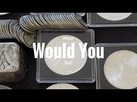 Cool Silver Opportunity - Need your Wisdom!