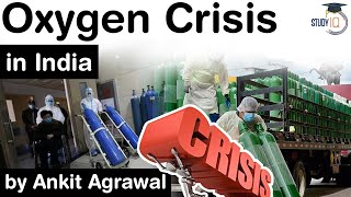 Oxygen Crisis in India amid 2nd wave of Covid 19 - What are the difficulties in transporting Oxygen?