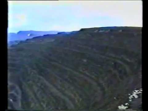 Норильск, карьер Norilsk, open pit mining