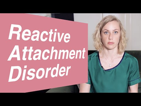 What is Reactive Attachment Disorder (RAD)? - Mental Health with Kati Morton