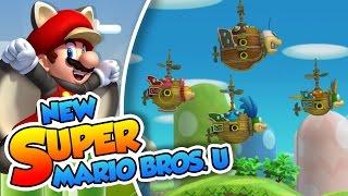 El comienzo de una nueva aventura | 01 | New Super Mario Bros U con @Naishys
