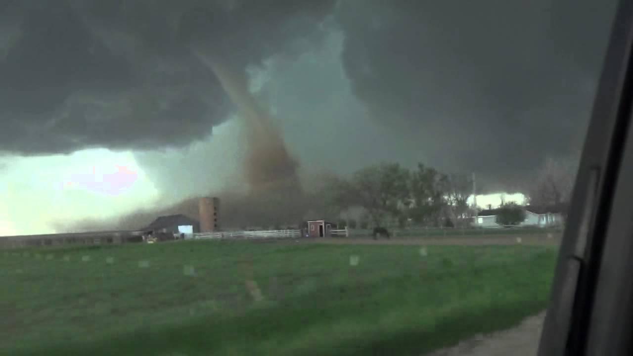 Simla  Colorado Tornado Montage