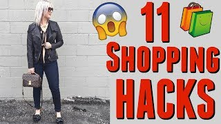 11 SHOPPING HACKS: tips from a stylist
