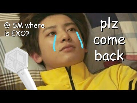 day 4523561 without an exo comeback