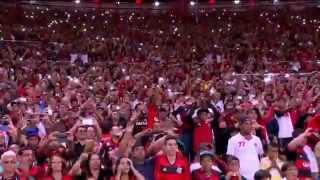 Globo Esporte 21-08-14 Flamengo 2 X 1 Atlético MG