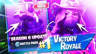 Fortnite: Season 6 UPDATE Teaser Trailer 🔥 Season 6 BATTLE PASS | Fortnite Battle Royale Deutsch