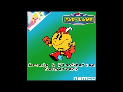 Pac-Land arcade & PlayStation soundtracks (Namco)