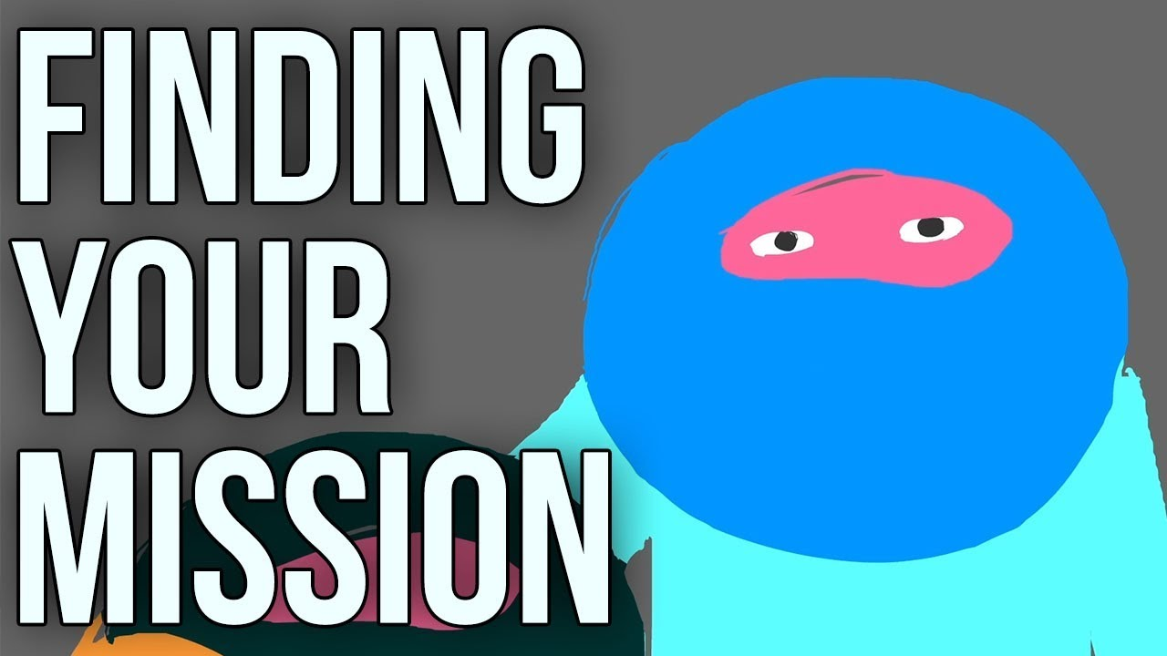 Finding Your Mission
