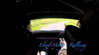 Lloyd Morgan / Dale Bowen Mini Epynt Stages 2014 SS7