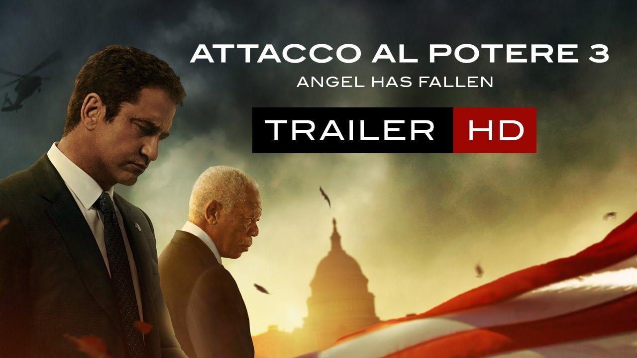 Attacco al potere 3 – Angel has fallen | Trailer Ufficiale Italiano HD -  YouTube