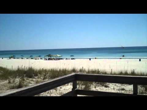 September 27, 2010 Daily Beach Report on Panama City Beach