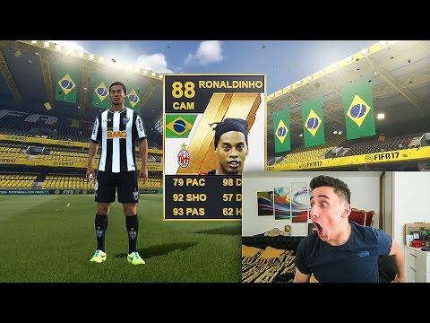 RETRO FIFA PACK OPENING!!!!