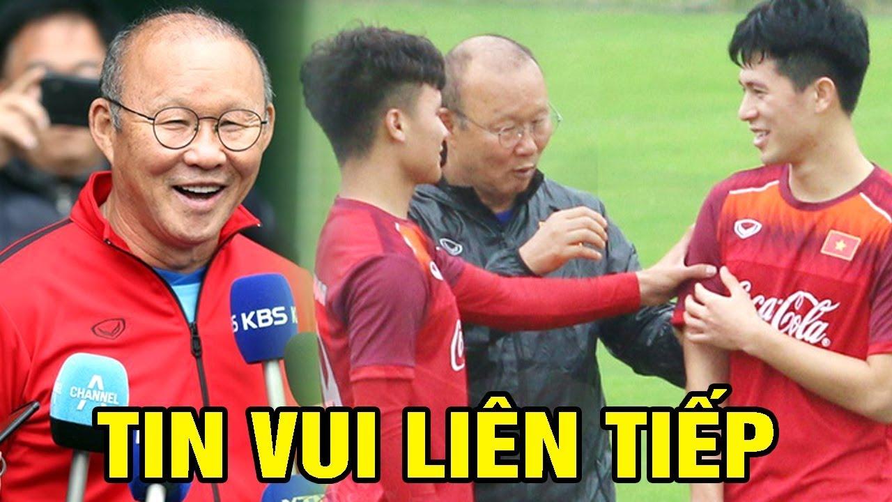 Tin Bóng Đá VN 19/12: U23 Việt Nam Nhận 2 TIN VUI  Liên Tiếp Từ Các Trụ Cột – TIN TỨC 24H TV