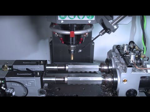 The New Haas DM-2 and DT-2 from Haas Automation