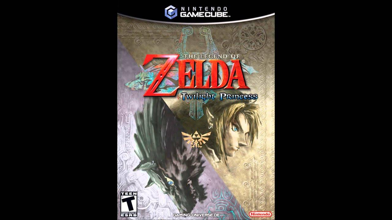 The Legend of Zelda: Twilight Princess - Secret Sound