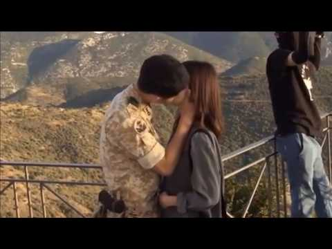 SongSongCouple - Kissing DOTS Behind The Scene