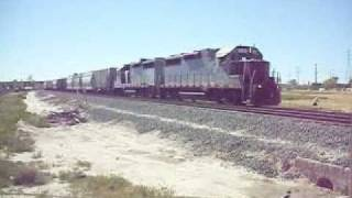 San Joaquin Valley Railroad on April,3,2011