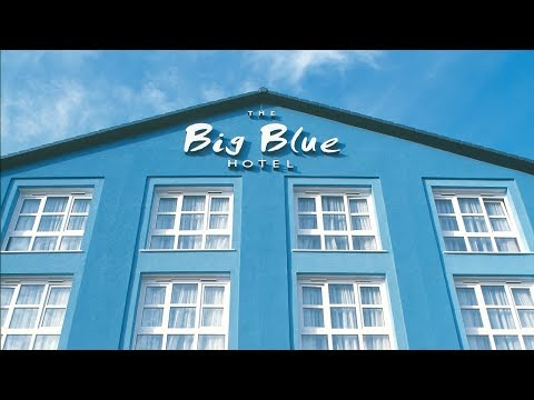 Blackpool Pleasure Beach Big Blue Hotel Deluxe Family Double Room Tour #337