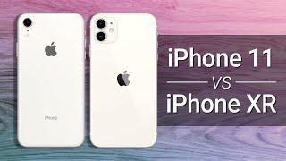 iPhone XR vs iPhone 11 — какой купить? Сравнение!