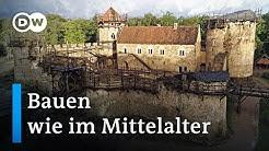 Die Mittelalterburg Guédelon   Euromaxx